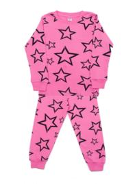 Пижама для девочки Звезды