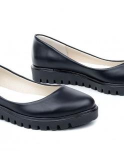 Черные туфли 26 см по стельке