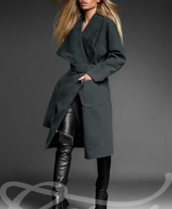 Элегантное кашемировое пальто Gepur