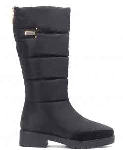 Дутики King Boots KB624 Schwarz Черный