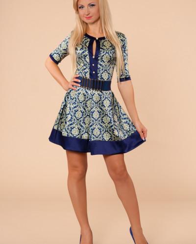 Платье № 869