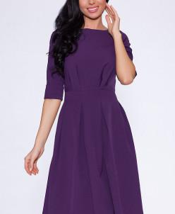 6786 Платье Фиолетовый
