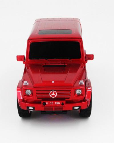 Радиоуправляемый трансформер MZ Mercedes G55 1:14
