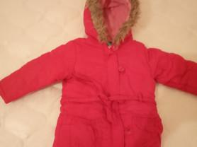 Теплая куртка Pumpkin patch на межсезонье