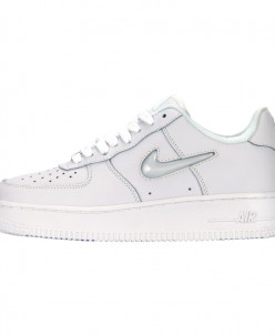 Кроссовки Nike Air Force 1 All White Leather