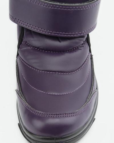 Сапоги цвет фиолетовый балтико