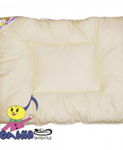 Подушка Ласковый теленок плоская 0-12мес 40х60