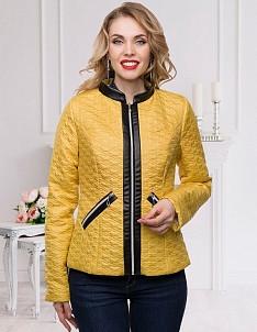Куртка Радуга желаний (жёлтая)