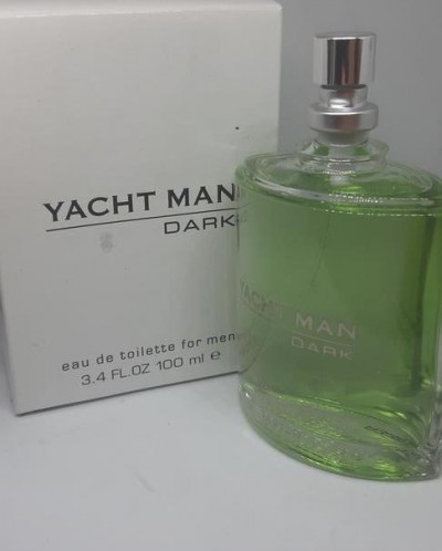 Yacht man dark туалетная вода 100 мл тестер