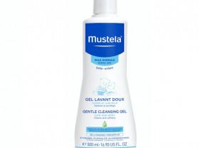 Mustela Мягкий очищающий гель для волос и тела