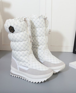 Дутики King Boots KB587WW Weiß Белый