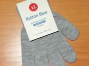Новые перчатки Button Blue, 3-5 лет