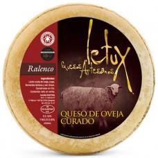 Выдержанный Овечий Сыр 'Ralenco' - Letux 450 гр.