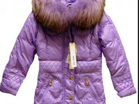 Пальто De Salitto Новое. размер 128-140см