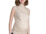 Блуза для беременных без рукавов новая  с этикетка