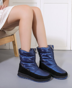 Дутики King Boots KB515BL Blau Синий