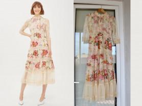 Стильное платье для фотосессии/праздника размер S