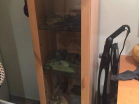 Полки и шкафы для книг