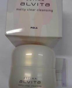 Pola estina alvita очищающий крем для лица Япония люкс