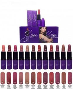 Помада M.A.K.-Selena Quintanilla Lipstick, комплект 12 шт