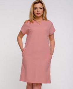 Платье 098/5, пыльная роза