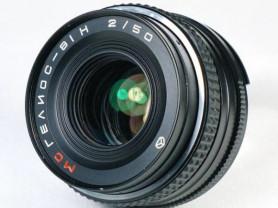 гелиос 50 мм,ф 2 на Никон ф. обмен или продажа