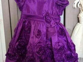Новое платье + трусики на подгузник