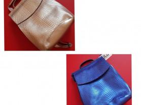Новые кожаные рюкзаки  -9 расцветок
