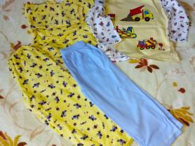 Отдам две пижамы р.98