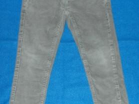 Брюки вельветовые Palomino, 110-116 см