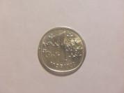 Монета 1 Марка 1984 год Финляндия