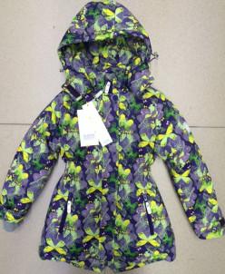 Куртка парка демисезонная д/д арт. A801 (98-122,