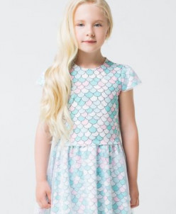 Платье  Крокид Crockid