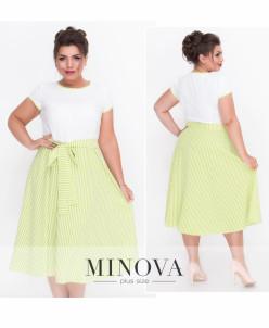Платье №305-Лимонный