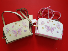 Новый сумки кроссбоди из сафьяновой кожи Италия