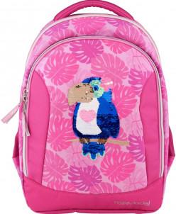 Рюкзак школьный TOPModel TROPICAL  с пайетками.