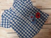 Блуза Испания 130-136см