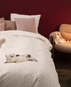 Комплект постельного белья Мини Пиг 2-спальный - НОВИНКА