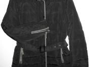 Куртка пуховик женский Zara Basic р.46-48