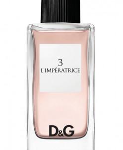 Dolce Gabbana 3 Imperatrice