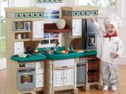 Игровая детская кухня Step2 LifeStyle Deluxe