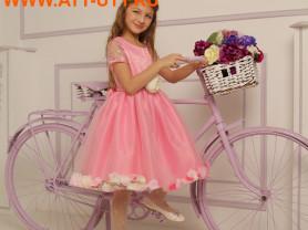 Платье Грейс-2 Красавушка. Россия. 134 размер