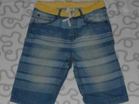 Шорты удлиненные, джинсовые Zara, 122-128 см