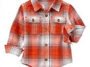 Рубашка Crazy8 - фланель