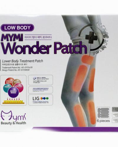 Пластырь для похудения Mymi Wonder Patch Low Body