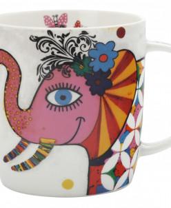 Кружка Слонёнок в подарочной упаковке