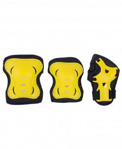 Комплект защиты Rocket, желтый/черный