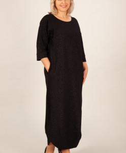 Платье Стелла черный