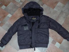 Куртка-Пуховик с капюшоном Outventure новый р.122-