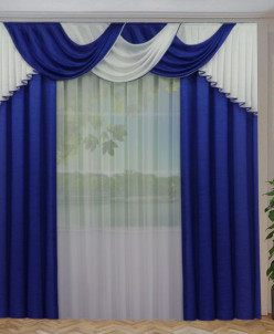 Комплект штор Карина